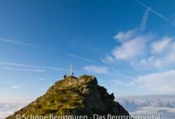 11 Gipfel Tour 2013 - Rueckblick zum Eisatz