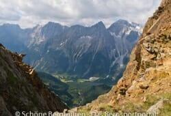 11 Gipfel Tour 2013 - Blick von der Rotwand