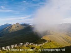 11 Gipfel Tour 2013 - Weitere Wegverlauf
