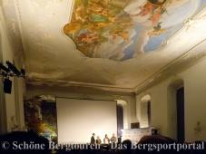 Barocksaal des Schlosses Tegernsee