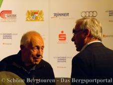Heiner Geissler und Theodor Waigel
