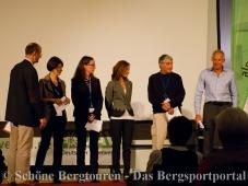Jury des 9ten Bergfilm Festival Tegernsee