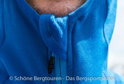 Adidas Terrex Stockhorn Fleece Hoody - Fleeceeinsatz