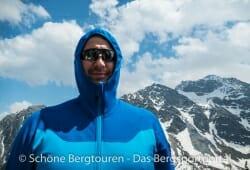 Adidas Terrex Stockhorn Fleece Hoody - Kapuze