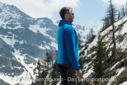 Adidas Terrex Stockhorn Fleece Hoody - Seitenansicht