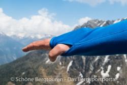 Adidas Terrex Stockhorn Fleece Hoody - Daumenschlaufen