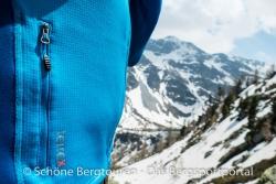 Adidas Terrex Stockhorn Fleece Hoody - RV-Tasche