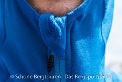 Adidas Terrex Stockhorn Fleece Hoody - Fleeceeinsatz