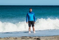 Adidas Terrex Stockhorn Fleece Hoody - Mittelmeer