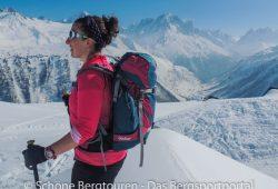 Deuter Rise 26 SL Skitourenrucksack - Genuss