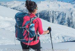 Deuter Rise 26 SL Skitourenrucksack - Suche