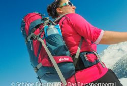 Deuter Rise 26 SL Skitourenrucksack - Laecheln