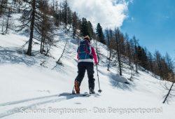 Deuter Rise 26 SL Skitourenrucksack - 1, 2, 3