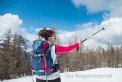 Deuter Rise 26 SL Skitourenrucksack - Auffi