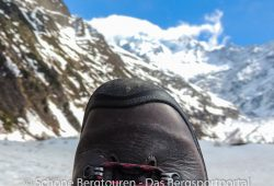 Keen Liberty Ridge Wanderschuhe - Geroellschutz