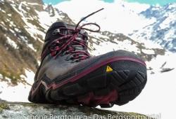 Keen Liberty Ridge Wanderschuhe - Vorderansicht