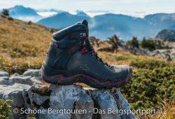Keen Liberty Ridge Wanderschuhe - Steinboecke