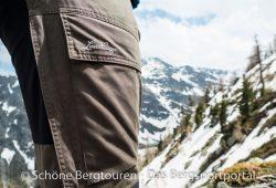 Lundhags Authentic Pant - Oberschenkeltasche
