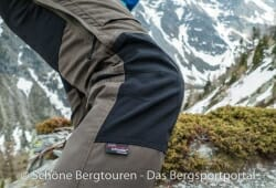 Lundhags Authentic Pant - Vorgeformte Knie