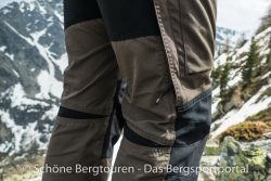 Lundhags Authentic Pant - Belueftungsoeffnung