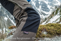 Lundhags Authentic Pant - Vorgeformte Knie