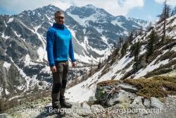 Lundhags Authentic Pant - Italienische Alpen