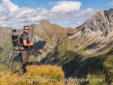 Lundhags Authentic Pant - Allgaeuer Alpen