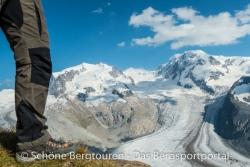 Lundhags Authentic Pant - Walliser Alpen