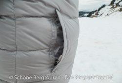 Marmot Guides Down Hoody - Seitentasche