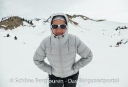 Marmot Guides Down Hoody - Franzoesische Alpen