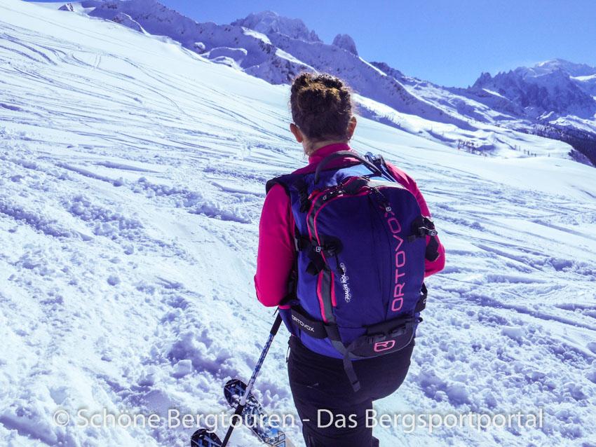 37ba14cc8b Testbericht – Ortovox Haute Route 32 Woman Skitourenrucksack ...