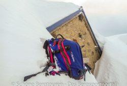 Ortovox Haute Route 32 Woman Skitourenrucksack - Schnee
