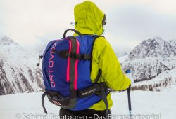 Ortovox Haute Route 32 Woman Skitourenrucksack - frisch