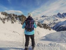 Ortovox Haute Route 32 Woman Skitourenrucksack - Aussicht