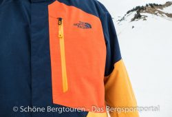The North Face NFZ Insulated Jacket - RV-Brusttasche