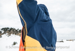 The North Face NFZ Insulated Jacket - Belueftungsoeffnung