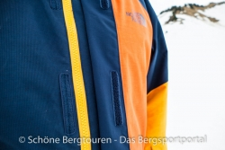 The North Face NFZ Insulated Jacket - Klettverschluss
