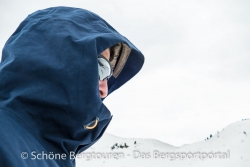 The North Face NFZ Insulated Jacket - Kapuze