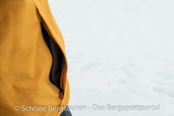 The North Face NFZ Insulated Jacket - RV-Seitentasche