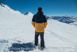 The North Face NFZ Insulated Jacket - Aussicht geniessen