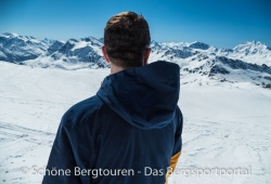 The North Face NFZ Insulated Jacket - Blauer Himmel
