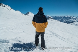 The North Face NFZ Insulated Jacket - Aussicht geniessen