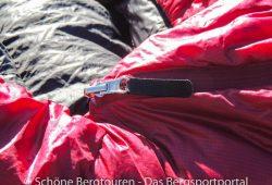 Valandre Bloody Mary Daunenschlafsack - Zipper
