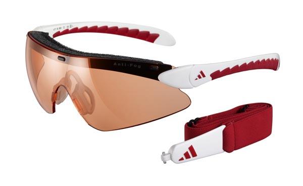 Adidas Eyewear Supernova Pro - White Red