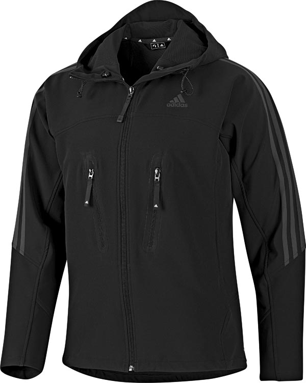 Adidas Swift Lite Softshell - Black