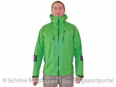 Adidas Terrex Feather Jacket - Gesamtansicht