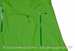 Adidas Terrex Feather Jacket - Reissverschluesse