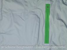 Adidas Terrex Feather Jacket - Innenseite Brusttaschen