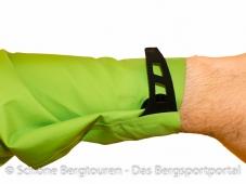 Adidas Terrex Feather Jacket - Klettverschluss