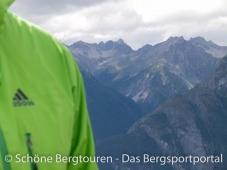 Adidas Terrex Feather Jacket - Lechtaler Alpen